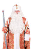 Russian Christmas character Ded Moroz — Stock Photo