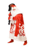 Mad Ded Moroz — Stock Photo