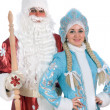 Stock Photo: RussiChristmas characters