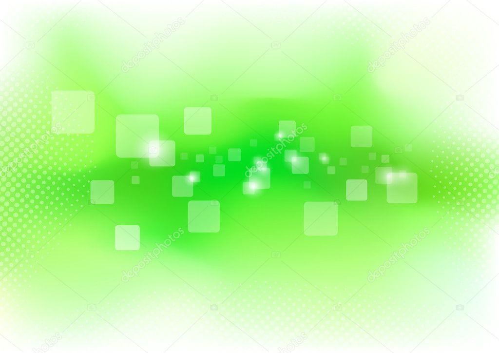 矢量插画抽象去绿色概念背景   - 图库插图 购物车 购物车 灯箱 灯箱