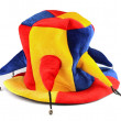 Jester hat — Foto Stock