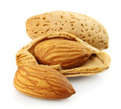 Almond closeup — Stock Photo