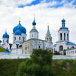 Orthodoxy monastery in Bogolyubovo — Stock Photo #10530633