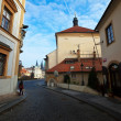 Street in Old Town — Stock Photo #10530663