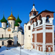 Saviour-Euthimiev monastery at Suzdal. Russia — Stock Photo
