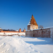 Suzdal in winter. Russia — Stock Photo