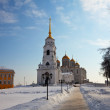 Stock Photo: Dormition Cathedral in Vladimir