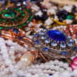 Jewellery background - Stockfoto
