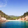 Costa Brava coast landscape — Stock Photo