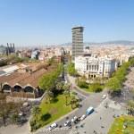 la rambla. Barcelona, España — Foto de Stock