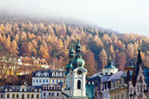 View of Karlovy Vary — Stock Photo
