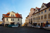 Street in Old Town. Prague — Stock Photo