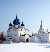 Cathedral of the Nativity at Suzdal — Stock Photo