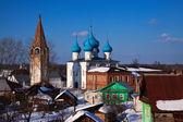 在冬天的 gorokhovets。俄罗斯 — 图库照片