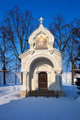 Chapel in Saviour-Euthimiev monastery — Stock Photo