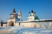 Alexander's monastery at Suzdal — Stock Photo