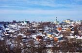 Historical district at Vladimir — Stock Photo