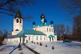 Church at Gorokhovets. Russia — Stock Photo