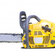 Stock Photo: Chain saw