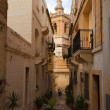 Stock Photo: Street in mediterranean town