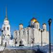 Assumption cathedral  at Vladimir - Stock Photo