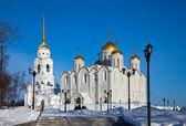 Assumption cathedral at Vladimir — Stock Photo