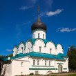 Stock Photo: Trinity Cathedral in Monastery, Aleksandrov