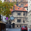 Royalty-Free Stock Photo: Old-new Synagogue in Prague