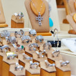 Stock Photo: Jewelry shop
