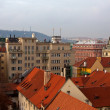 Residential district in Prague — Stock Photo #9008383