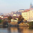 Royalty-Free Stock Photo: Panorama of Prague