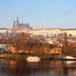 View of Prague, Czechia - Stock Photo