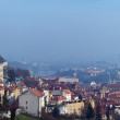 Stock Photo: Panorama of Prague