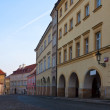 Stock Photo: Street in Prague, Czechia