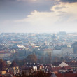 Day view of Prague - Stock Photo