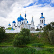 Monastery in Bogolyubovo — Stock Photo