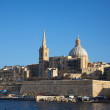 Stock Photo: View of Valletta