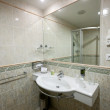 Interior of bathroom — Stock Photo #9008837