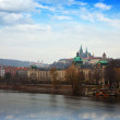 Stock Photo: View of Prague. Czechia