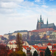 Day view of Prague Castle — Stock Photo