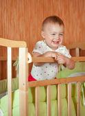Bebê feliz — Foto Stock