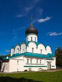 Trinity Cathedral in Monastery, Aleksandrov — Stock Photo
