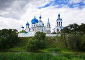 Monastery in Bogolyubovo — Stock Photo