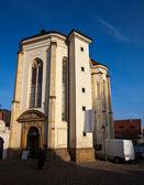 Iglesia de st. rochus en monasterio de strahov — Foto de Stock