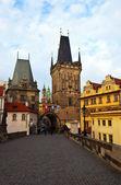 Charles bridge. Prague, Czech Republic — Stock Photo