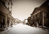 Uzak batı şehir — Stok fotoğraf