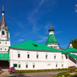 Church of the Intercession in Assumption Monastery — Stock Photo