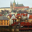 Day view of Prague — Stock Photo
