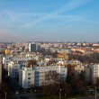 Stock Photo: View of residential district in Prague