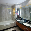 Interior of bathroom -  